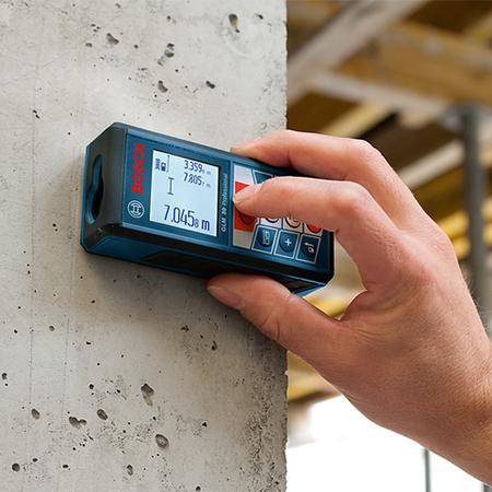 Handheld Laser Measurement Tool