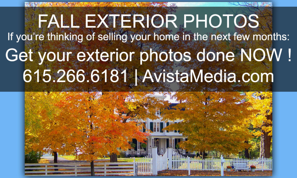 Fall Exterior Photos